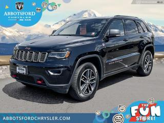 Used 2017 Jeep Grand Cherokee Trailhawk  - Navigation - $338 B/W for sale in Abbotsford, BC