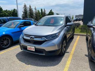 Used 2017 Honda CR-V LX for sale in Waterloo, ON