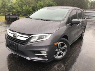 Used 2019 Honda Odyssey EX-L 2WD for sale in Cayuga, ON