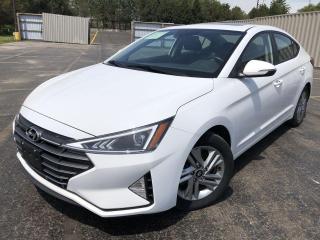 Used 2020 Hyundai Elantra Preferred for sale in Cayuga, ON
