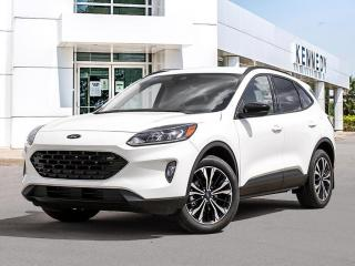 New 2021 Ford Escape SEL for sale in Oakville, ON
