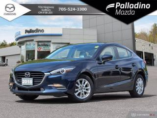 Used 2018 Mazda MAZDA3 GS - AUTOMATIC - ONE OWNER - NO ACCIDENTS - LOW KMS for sale in Sudbury, ON