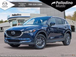 New 2021 Mazda CX-5 GX for sale in Sudbury, ON