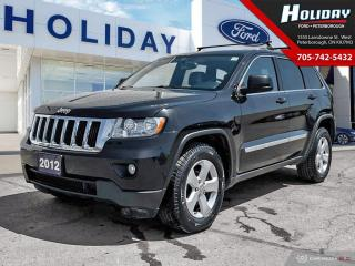 Used 2012 Jeep Grand Cherokee Laredo for sale in Peterborough, ON