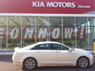 Used 2013 Lincoln MKZ Base for sale in Charlottetown, PE