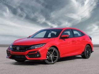 New 2021 Honda Civic Hatchback Sport Touring for sale in Corner Brook, NL