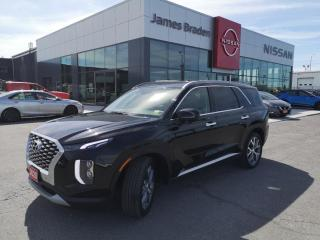 Used 2020 Hyundai PALISADE LUXURY for sale in Kingston, ON