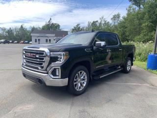 New 2021 GMC Sierra 1500 SLT for sale in Amherst, NS