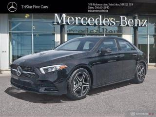 New 2021 Mercedes-Benz AMG A 220 for sale in Saint John, NB