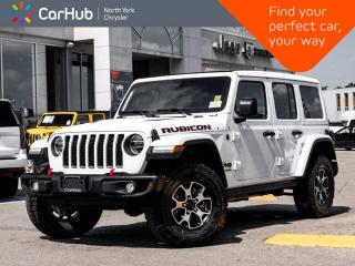 New 2021 Jeep Wrangler Unlimited Rubicon 4x4 Sky Roof Heated Leather Seats 2.0L Turbo for sale in Thornhill, ON