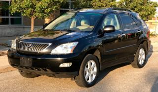 Used 2009 Lexus RX 350 for sale in Brampton, ON