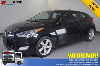 Used 2012 Hyundai Veloster Hatch for sale in Mississauga, ON