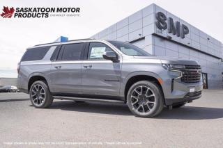 New 2021 Chevrolet Suburban RST for sale in Saskatoon, SK