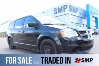 Used 2011 Dodge Grand Caravan SE  -Rear A/C, Stow & Go Seats, *** As Traded / Mechanics Special *** for sale in Saskatoon, SK
