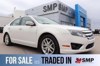 Used 2010 Ford Fusion SEL - Awd  *** As Traded / Mechanics Special *** for sale in Saskatoon, SK