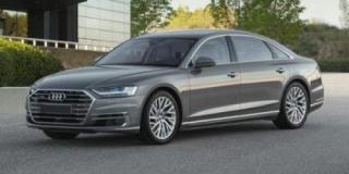 New 2021 Audi A8 L for sale in Winnipeg, MB