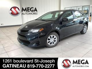 Used 2017 Toyota Corolla CE for sale in Gatineau, QC