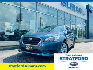 Used 2017 Subaru Legacy for sale in Stratford, ON