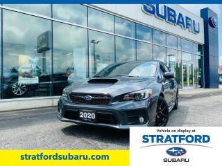 Used 2020 Subaru WRX Sport-Tech w/ EyeSight for sale in Stratford, ON