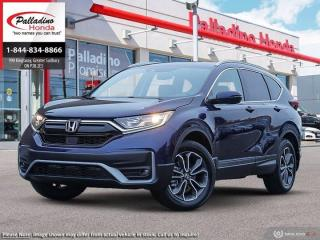 New 2021 Honda CR-V EX-L for sale in Sudbury, ON