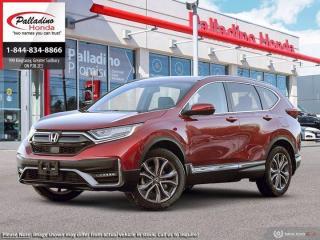 New 2021 Honda CR-V Touring for sale in Sudbury, ON