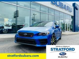 New 2021 Subaru WRX Sport-Tech w/ Wing Spoiler for sale in Stratford, ON