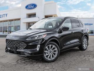 New 2021 Ford Escape Titanium Hybrid for sale in Winnipeg, MB