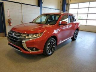 Used 2018 Mitsubishi Outlander Phev GT for sale in Moose Jaw, SK