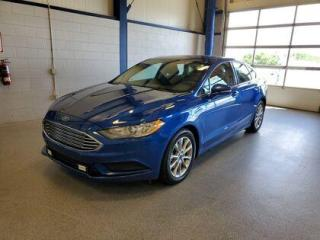 Used 2017 Ford Fusion SE for sale in Moose Jaw, SK