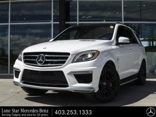 Used 2015 Mercedes-Benz ML63 AMG for sale in Calgary, AB