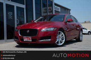 Used 2017 Jaguar XF 35t Prestige for sale in Chatham, ON