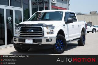 Used 2017 Ford F-150 MAPLE LEAFS SPECIAL EDITION - NO ACCIDENTS for sale in Chatham, ON