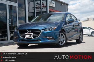 Used 2018 Mazda MAZDA3 GX for sale in Chatham, ON