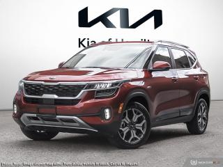 New 2021 Kia Seltos EX PREMIUM for sale in Hamilton, ON