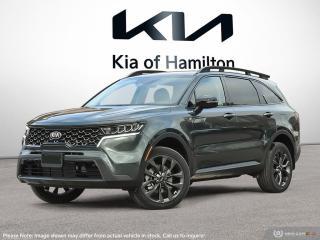New 2021 Kia Sorento 2.5T X-Line for sale in Hamilton, ON