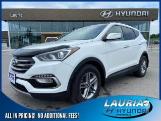 Used 2017 Hyundai Santa Fe Sport 2.4L AWD Luxury - LOW KMS / LOADED! for sale in Port Hope, ON