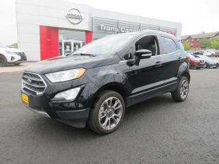 Used 2019 Ford EcoSport Titanium for sale in Peterborough, ON
