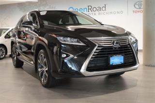 Used 2019 Lexus RX 350 L 8A for sale in Richmond, BC