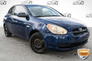 Used 2007 Hyundai Accent SR SOLD AS TRADED, YOU CERTIFY, YOU SAVE!!! for sale in Barrie, ON