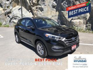 Used 2018 Hyundai Tucson Premium 2.0L Snow tires on rims Included! for sale in Sudbury, ON