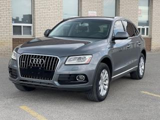 Used 2015 Audi Q5 2.0T Progressiv PANO ROOF/LEATHER/PUSH TO START for sale in North York, ON
