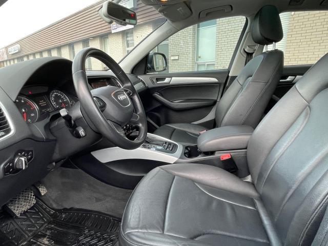 2015 Audi Q5 2.0T Progressiv PANO ROOF/LEATHER/PUSH TO START Photo7