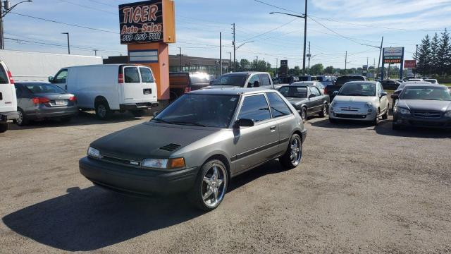 1992 Mazda 323 323**5 SPEED MANUAL*ONLY 45KMS