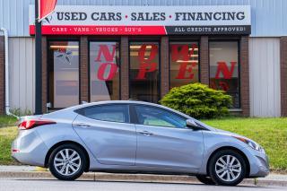 Used 2015 Hyundai Elantra Sport | Auto | Sunroof | Bluetooth | Alloys for sale in Oshawa, ON