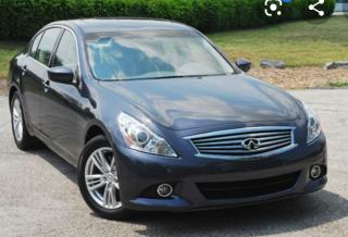 Used 2011 Infiniti G37 X for sale in Stouffville, ON