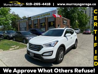 Used 2015 Hyundai Santa Fe Sport SPORT for sale in Guelph, ON