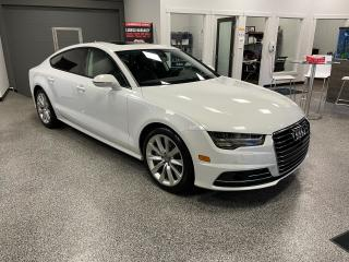 Used 2016 Audi A7 3.0T Technik for sale in Calgary, AB