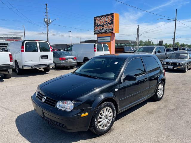 1999 Volkswagen Golf *DIESEL*AUTOMATIC*HATCH*2 DOOR*AS IS SPECIAL
