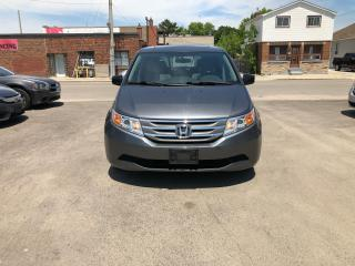 Used 2013 Honda Odyssey EX-L** DVD PLAYER*BLUETOOTH*BACKUP CAMERA** for sale in Hamilton, ON