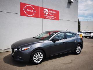 Used 2017 Mazda MAZDA3 GS / Used Mazda Dealership / Touch Screen / Smart Key for sale in Edmonton, AB